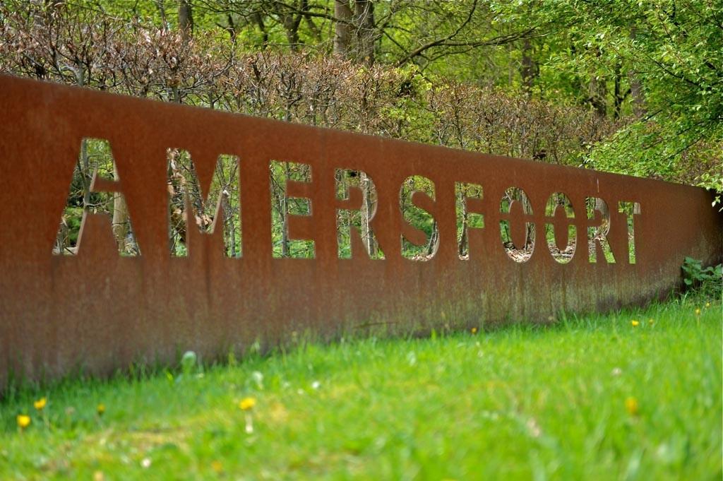 Ingang Kamp Amersfoort