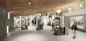 nieuwbouw expositie
