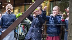 School adopteert wachttoren